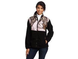 Yukon Womens Gear Casual Fleece Jacket 071490 Yukon Gear