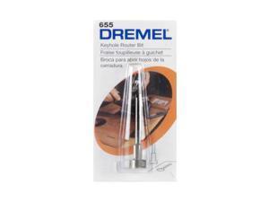 655 Keyhole Router Bit DRER1655 DREMEL