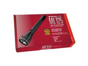 Maglite ML125-33014 ML125 LED Flashlight Rechargeable System, Black ML83009 MAG-LITE
