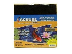 Acurel Coarse Carbon Infused Media Pad, 12-Inch by 12-Inch LP2555 LOVING PETS, INC