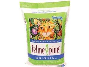 Church & Dwight Co Inc Feline Pine Cat Litter, 20 Pound - 81559