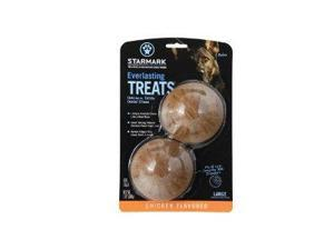Everlasting Treat for Dogs, Chicken, Large, 2-Pack ST00002 STARMARK