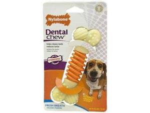 Nylabone Proaction Dog Dental Chew, Medium NDD502P NYLABONE, TFH