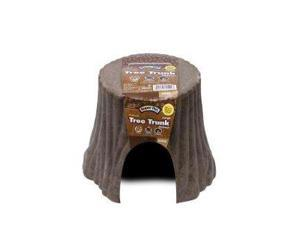 Super Pet Natural Tree Stump Hideout, Large - 100505982