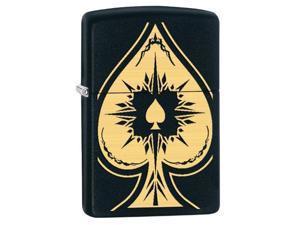 Zippo Spade Lighter 28662