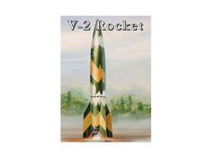 8416 1/48 E-Z Snapz V-2 Rocket PGHS8416 PEGASUS HOBBIES