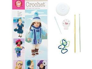 I Taught Myself To Crochet 18 Doll Clothes- 072505 Boye