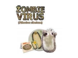 Giant Microbes Zombie Virus Pithovirus Sibericum Science Kit GMUS-PD-0850