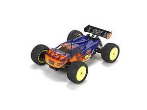 Mini 8IGHT-T RTR, Phend Edition:1/14 4WD Truggy LOS01011 Team Losi