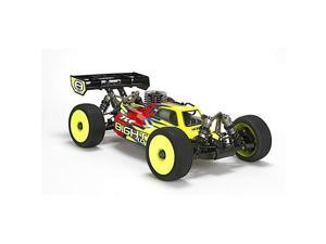 8IGHT 4.0 Race Kit: 1/8 4WD Nitro Buggy TLR04003 Team Losi