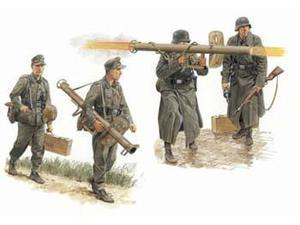 6374 1/35 Panzerschreck Teams Figure Set '44-'45 DMLS6374 Dragon Models USA