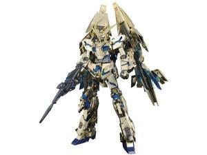 Bandai Hobby MG Unicorn Gundam 03 Phenex Model Kit (1/100 Scale) BANS6534
