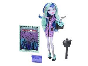 Monster High New Scaremester Twyla Doll BJM42-CO
