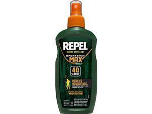 Repel 94101 6-Ounce Sportsmen Max Insect Repellent 40-Percent DEET Pump Spray, Case Pack of 1 HG-94101