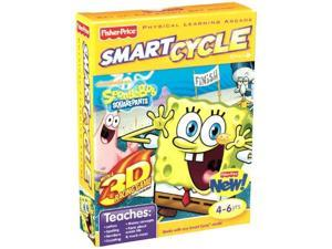 Fisher-Price SMART CYCLE 3D Software - Nickelodeon SpongeBob SquarePants W0438 FISHER-PRICE