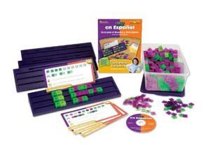Learning Resources Spanish Reading Rods Kit: Conciencia Fone LER7035 LEARNING RESOURCES