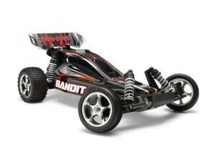 Traxxas 24054-1 Bandit: Extreme Sports Buggy, Ready-To-Race (1/10 Scale), Colors May Vary TRAD27**