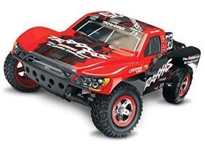Traxxas 58034-1 Slash: 2WD Short Course Racing Truck, Ready-To-Race (1/10-Scale), Colors May Vary TRAD47**