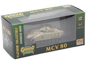 Easy Model British Army Warrior MCV 80 Iraq 1991 - 1/72 Plastic Model EYMS5035 EASY MODELS