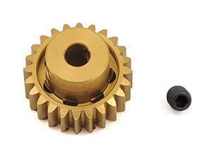 Trinity Aluminum Pinion Gear 48P 24T TRITEP4824 TRIC4824