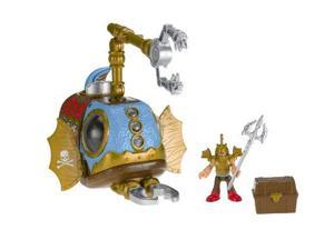 Fisher-Price Imaginext Pirate Sub W9561