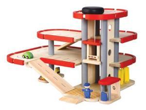 Plan Toys City Series Parking Garage 6227 PLAN TOYS