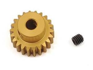 Trinity Aluminum Pinion Gear 48P 22T TRITEP4822 TRIC4822