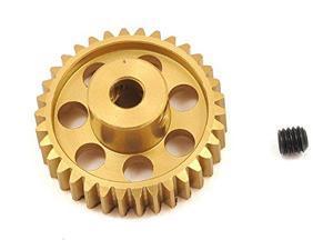 Trinity Aluminum Pinion Gear 48P 34T TRITEP4834 TRIC4834