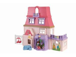 Fisher-Price Loving Family Dollhouse - African American BFR49