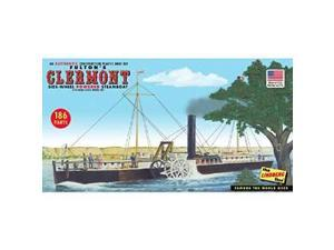 Fultons Clermont Side Wheel Powered Steamboat Kit LNDS0200 Lindberg