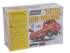 Lindberg Dodge Little Red Wagon LNDS0115