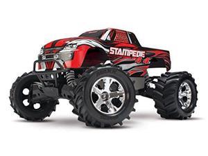 Traxxas 67054-1 Stampede 4X4: Monster Truck, Ready-To-Race (1/10 Scale), Colors May Vary TRAD33**