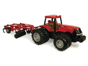 "Ertl 8"" Case IH MX305 Tractor With Ripper 14488 TOMY"