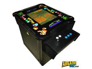 Cocktail Arcade Machine 1033 Games in 1 Includes Free Stools 3 Year Warranty Includes Games Like Pac Man Street Fighter Galaga ...