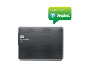 WD My Passport Ultra 1TB USB 3.0 Portable Hard Drive WDBZFP0010BTT-PESN TITANIUM