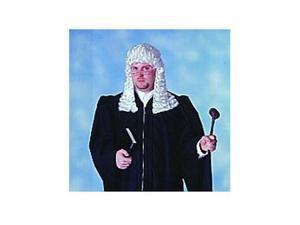 Adult Deluxe Judge Wig Franco American Novelties 24-2403