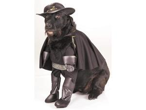 Pet Zorro Costume Rubies 885905