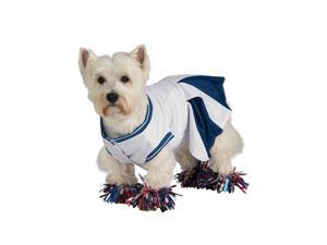 Pet Cheerleader Costume Rubies 885921