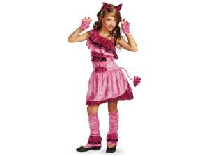 Child Glam Kitty Classic Costume by Disguise 56173