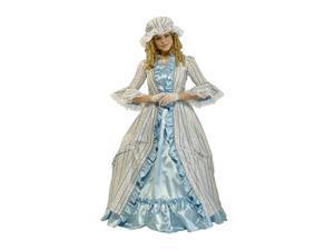 Adult Premium Martha Washington Costume Rubies 56182