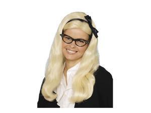 Adult Blonde School Girl Wig Franco American Novelties 24738