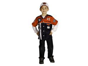 Child My First Career Gear Pit Crew Costume by Aeromax TPIT