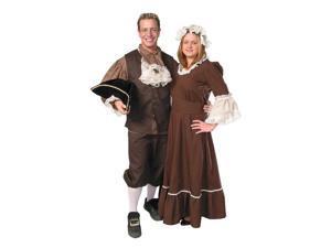 Adult Premium Colonial Man Costume Alexanders Costumes 18-031