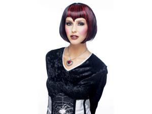 Adult Vampire Bob Red Wig by Paper Magic Group 6751013