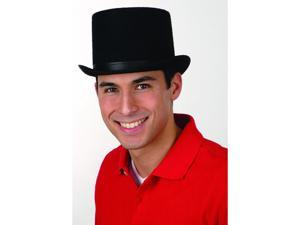 Adult Black Top Hat by Jacobson Hat F20901
