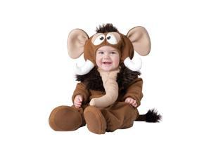 Infant Wee Wooly Mammoth Costume by Incharacter Costumes LLC 6053