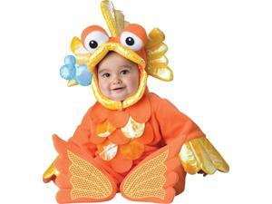 Infant Giggly Goldfish Costume by Incharacter Costumes LLC 6069