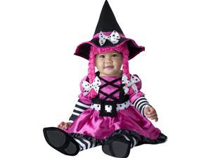Infant Wee Witch Costume by Incharacter Costumes LLC 6065