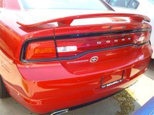 Dodge Charger Factory Style Rear Spoiler Primed 2011-2015 JSP 333045