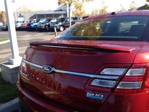 Ford Taurus 2013-2015 Factory Style Sho Spoiler Painted JSP 368060
